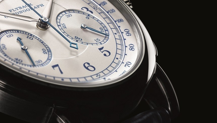 A Lange And Sohne 1815 Chronograph Watch