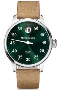 Replica-MeisterSinger-Salthora-Meta-Green-Dial