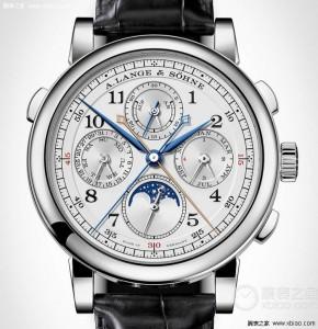 Lange 1815 double chronograph chronograph chronograph