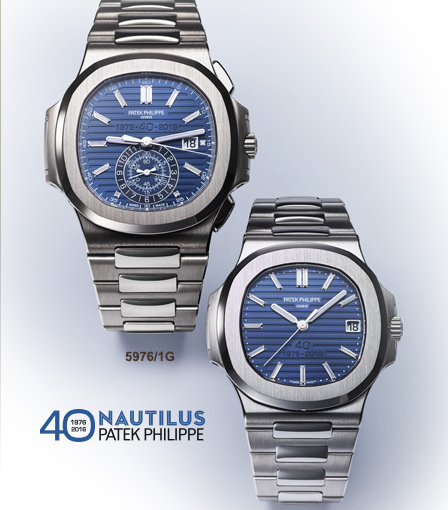 Patek Philippe's replica watch