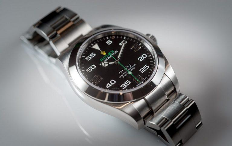 Rolex-Air-King-Replica-Watch-Front