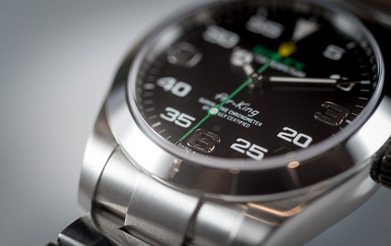 Rolex-Air-King-Replica-Watch-Review-Bottom-Detail