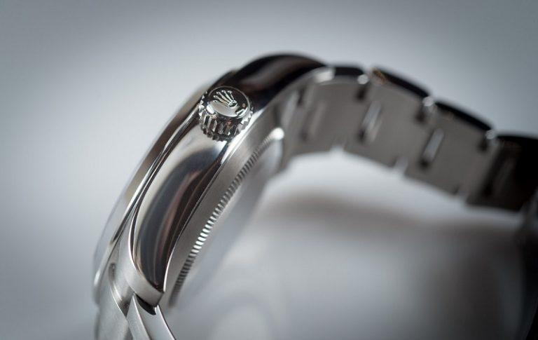 Rolex-Air-King-Replica-Watch-Review-Crown