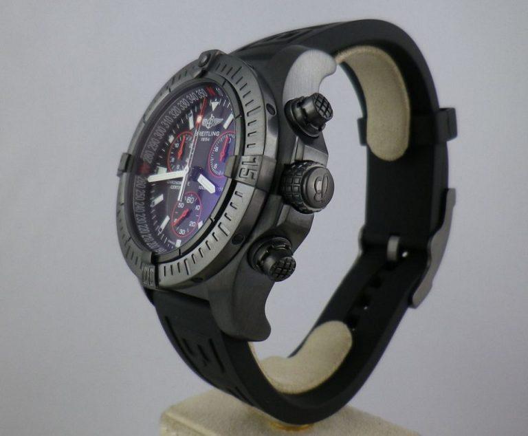 replica-Breitling-Avenger-Seawolf-watch-side-view