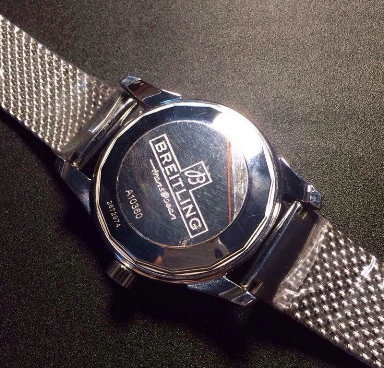 Breitling-Transocean-Replica-Watch-Back-View
