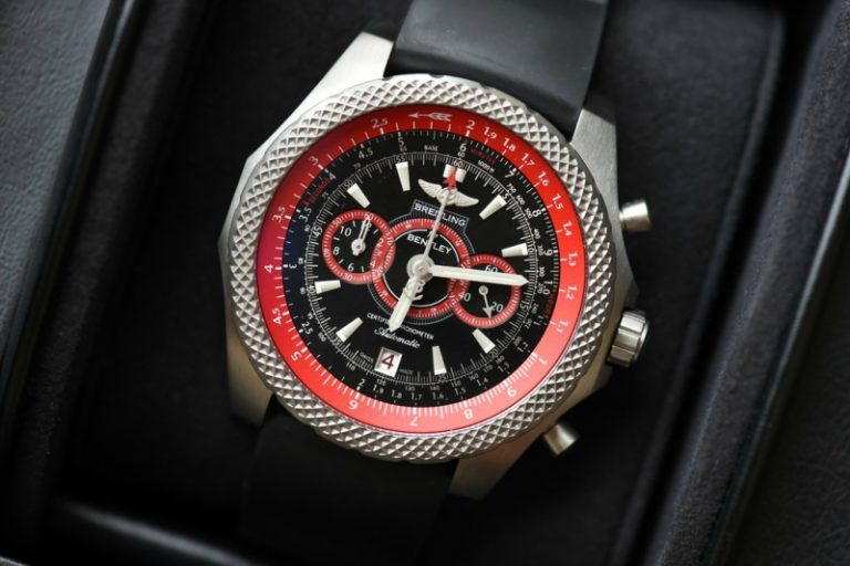 Fake-Breitling-Bentley-Watch-Front-View