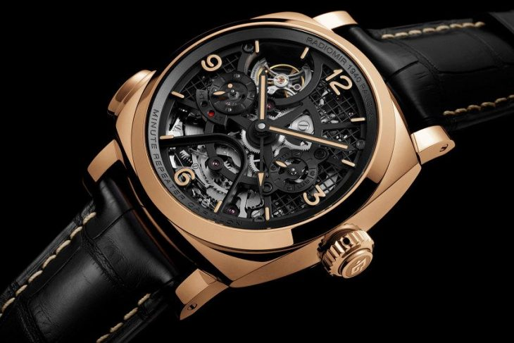 Panerai Tourbillon Replica