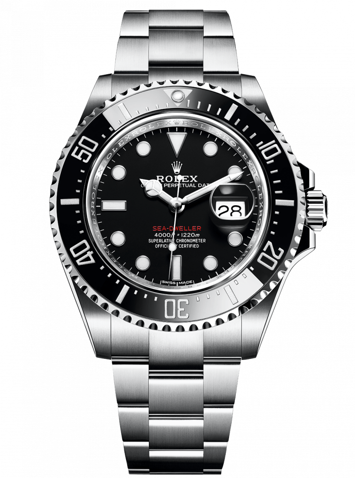 rolex 2017 sea dweller replica watches