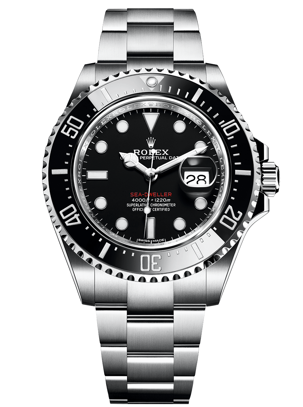 Rolex Replica Watches Sea-Dweller Oyster Perpetual 2017 ...