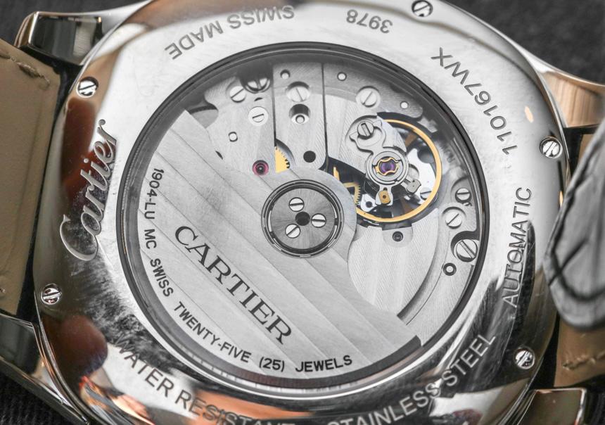 Cartier Drive De Cartier Moon Phases & Drive De Cartier Extra-Flat Watches Hands-On Hands-On