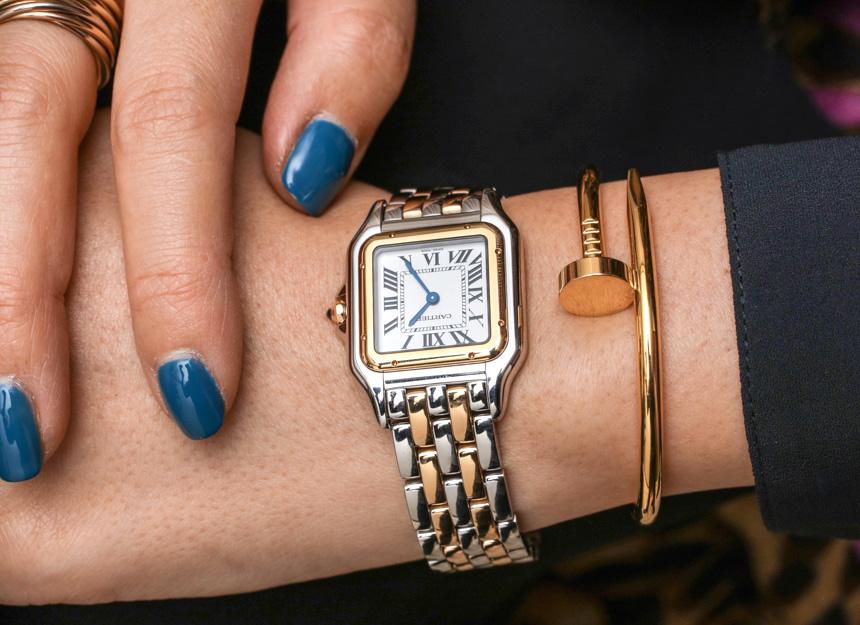 Cartier Panthère De Cartier Watches Naples Fl Replica Watches Hands-On Hands-On