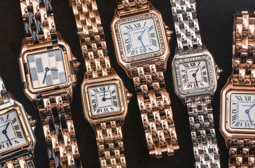 Cartier Panthère De Cartier Watches Ebay Replica Watches Hands-On Hands-On