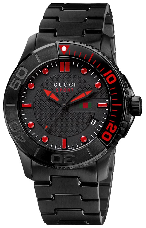 Gucci G-Timeless Sport Watch Watch Releases