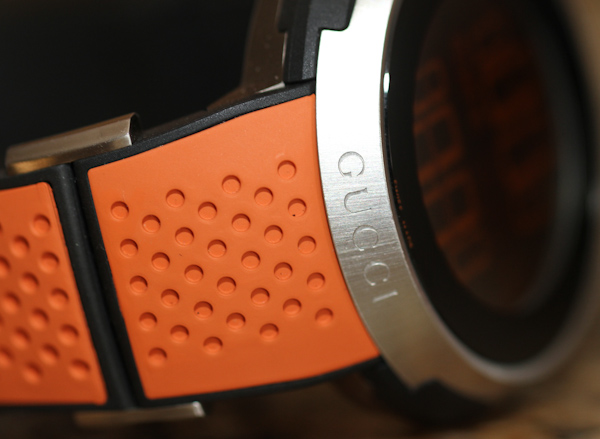 Gucci i-Gucci Sport Watch Review Wrist Time Reviews