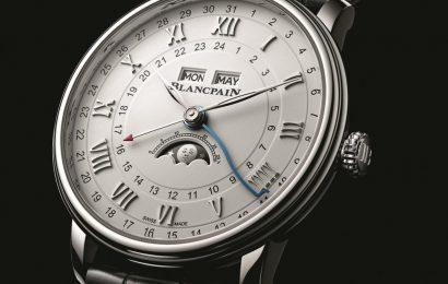 Blancpain Villeret Quantième Complet GMT Watch Watch Releases