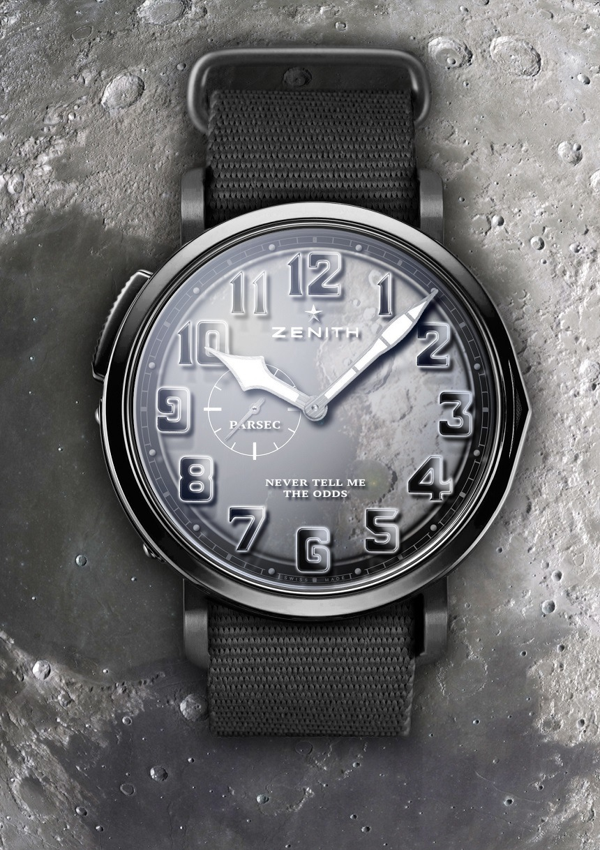 Watch What-If: Luxury Swiss Star Wars Watches Watch What-If